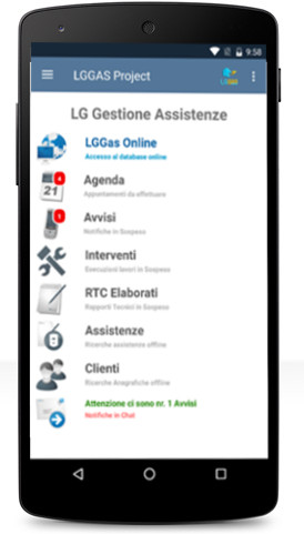 scarica App Android